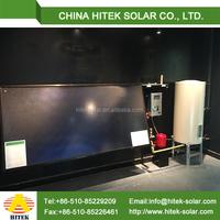 plate laser welding process plastic solar pool heater collectors