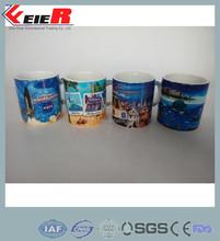 11 oz design full wrap ceramic souvenir printing mug