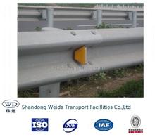 ABS Highway Guardrail Attached Reflectors/solar road reflector