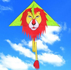 China promotional lovely animal shape flying kite for children