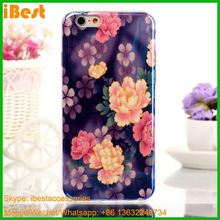 iBest Animal IMD Fully Print TPU Case for iPhone 6,hot sale soft case for iphone 6 plus