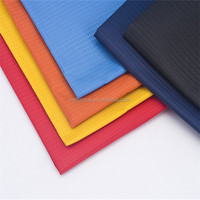 100% polyester oxford fabric 200d 300d 600d 1680d luggage fabric