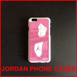 High Quality colorful rubber jordan cell phone cases best cell phone cases