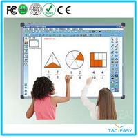 Many sizes smart board ,digital whiteboard,clever interactive whiteboard