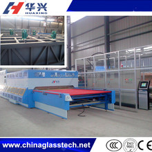 Thermal Insulating Soft Low-e Tempered Glass Production Machinery