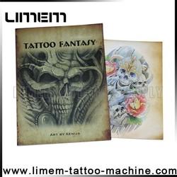 2015 The Latest Fanshion custom design Tattoo Book On hot Sale