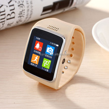 2015 Luxury design manualsmart wrist watch,smart watch with camera