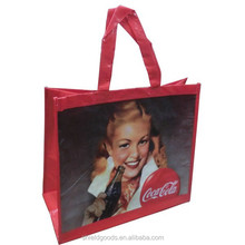 High quality cheap promotion non woven shopping bag