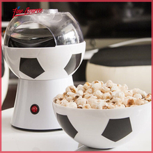 FANSIDI Fashion Design Soccor Style Electric Popcorn Maker 220V For Home