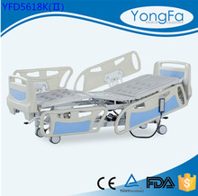 Well-Produced Super quality top electric nursing bed icu room electric bed motors for hospital