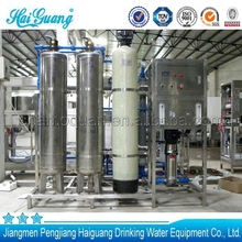 High resolution water filter system with stainless steel ro membrane housing