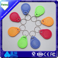 13.56mhz rfid smart key card 13.56mhz programmable rfid key tag 13.56mhz rfid smart key card
