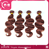 2015 New products Qingdao gold supply best extensions 3pcs/lot ombre color braiding hair ombre hair extension ombre hair weaves