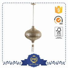 High-End Handmade Oem Production Eco-Friendly Solar Pendant Lamp