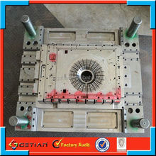 manhole cover double seal tooling solution