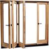 Alibaba aluminum concertina folding door,glass folding door