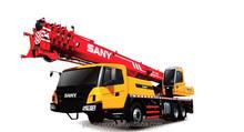 China SANY STC250 truck crane 25 ton capacity