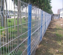 Triangle bend fence panel alibaba.com/welded wire mesh fence/steel fence