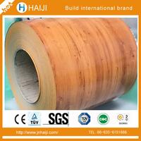 high density pre-painted steel coil