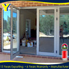 Alu.Door _Used Commercial Glass Entry doors With Commercial Profile and Powder coated with 10 years Warranty
