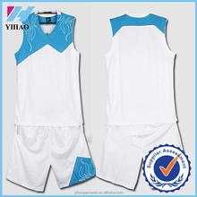 Dongguan Yihao Custom Mens Printed Sports Wear For Basketball Wear Gym Clothing Wholesale 2015