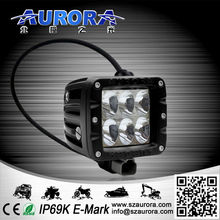 Aurora alta vida útil 2 polegada 30 W feixe de estrada led luz para off road 4 x 4