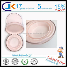 American Well-known Brand AS+ ABS Material Make-up Case 2 Color Injection Mold Manufacturer