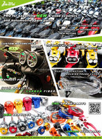 [MOS]Refit Cstomised Scooters ZUMA 125cc BWS 100cc BW'S X125 ALL Spare Parts Acessories Motorcycle