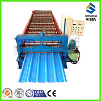 aluminium sheet hydraulic cold roll forming machines 840 type