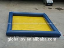 Novo design piscina inflável/folding piscina/barato piscina usada para venda
