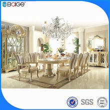 DT-5800 antique dining table and chair dining table set dining table