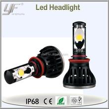 YF super bright led headlight, DC 9-32V 40W high power wholsale led conversion kit for car