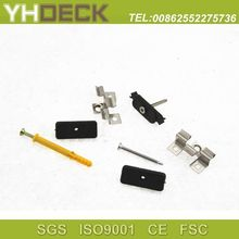 Factory supply cheap wpc decking clips