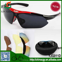 Goggles PC UVA/UVB Protect Outing Goggles Desert Storm Sunglasses Riding Hunting Goggles,sunglasses protect,5lens