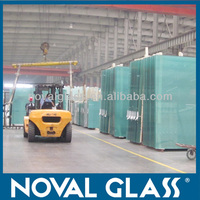 Clear and Tinted Float Glass for Window and Doors, Buliding Glass