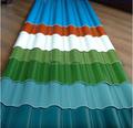 pintado de cor de cobertura de chapas para a construção