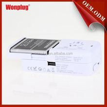 Wonplug new design ch travel adapter
