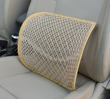Promotional Popular Cheap ice silk Car Waist Cushion
