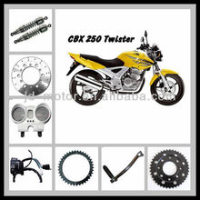 250cc motorcycle CBX250 twister