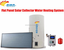 Split Flat Plate Solar Collector Prices, Pressurized China Manufacturer