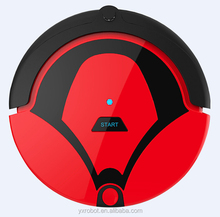 Auto charge efficiency robot vacuum cleaner for carpet with Mopping and cleaning function (C5)