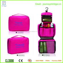Hanging folding Travelling Storage Bag Suitcase Organizer Cosmetic Makeup Toiletry Bag