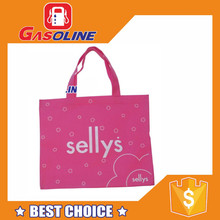 Best selling high quality promotion package recycled non woven trade show bag