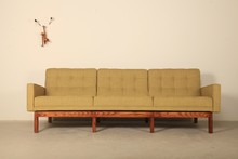 MS6041-3s Split Rail Sofa