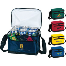 Deluxe 6-Pack Cooler Bag