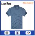 De la fábrica venta al por mayor barato uniforme ropa de trabajo 100% de fibra de bambú oem de la camisa de polo