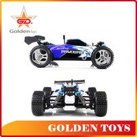 Good quality 1:18 four-wheel drive full scale high speed rc mini racing car
