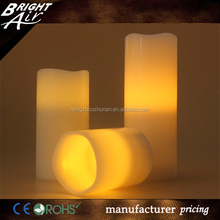 3PC wholesale machinery make candles for decoration and birthday