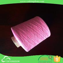 10 production line 70% polyester 30% cotton knitting yarn from jinzhou binhai textile fabric