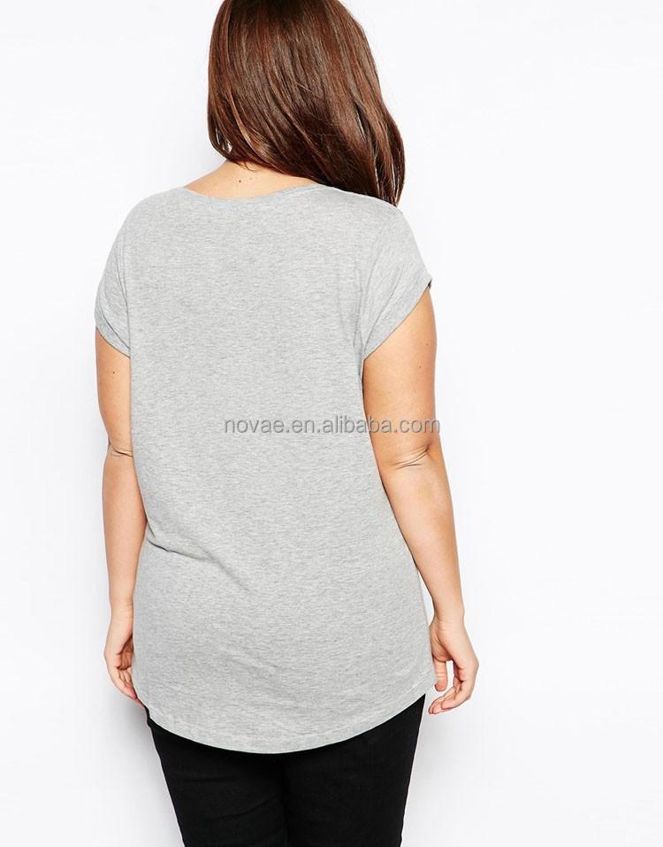 See larger image Custom printed women s t shirts